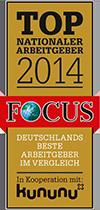 Focus Top Company 2014