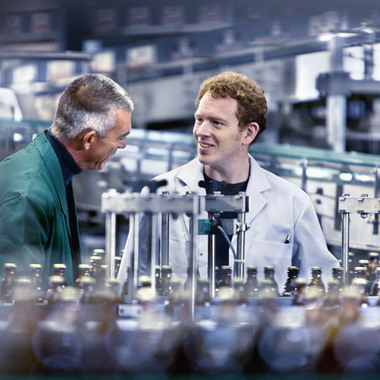Randstad bietet eine Vielzahl an interessanten Jobs in verschiedenen Branchen / Bereich Industry