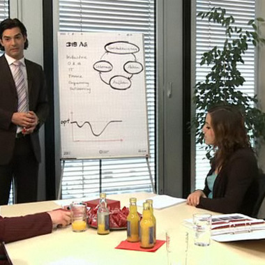 DIS AG:             Einblicke in den Arbeitsalltag