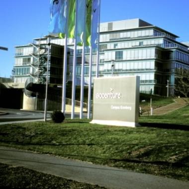 Büro Kronberg bei Frankfurt am Main, Headquarter für D,A,CH