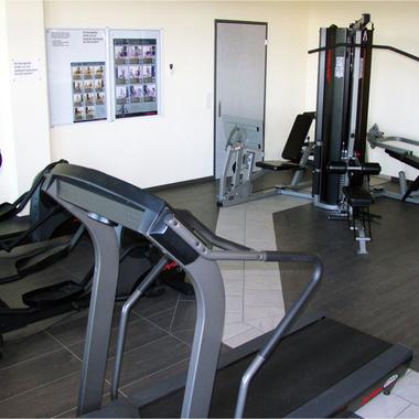 Hapimag AG: Fitnessraum in Baar