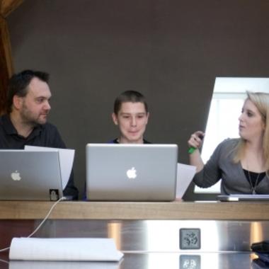 Namics AG: Wer möchte, kann bei uns auf dem Mac arbeiten