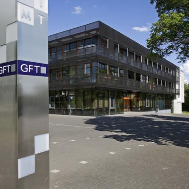 GFT Technologies AG: Standort Stuttgart