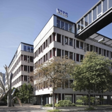 KPMG Schweiz: KPMG in Zürich
