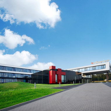 itelligence Headquarter in Bielefeld, Deutschland