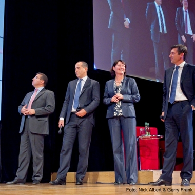 "UniCredit Bank Austria AG: ""Impulse"" Veranstaltung 2011"