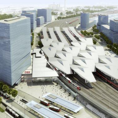 ÖBB-Konzern: Gesamtprojekt Hauptbahnhof Wien