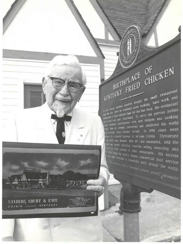 "kentucky fried chicken company Kfc tried to make light of the problem, saying ""the colonel is working on it"" - a reference to the chain's us founder, colonel sanders, whose image adorns the brand in a statement it blamed the chicken shortage on a contract with delivery company dhl kfc uk & ireland (@kfc_uki) the colonel is."