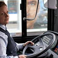 Verkehrsbetriebe Zürich VBZ: VBZ Busführerin