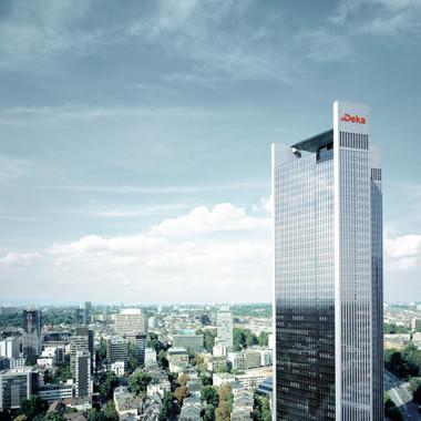 DekaBank: Unsere Konzernzentrale in Frankfurt am Main – das Trianon.