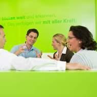 DATEV eG:             Einblicke in den Arbeitsalltag