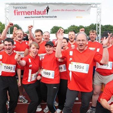 FERCHAU-Sports: Unsere Kollegen beim Hannover Firmenlauf