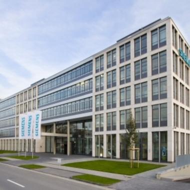Siemens in Düsseldorf