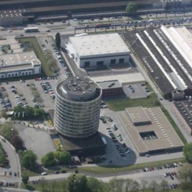 Siemens in Mülheim