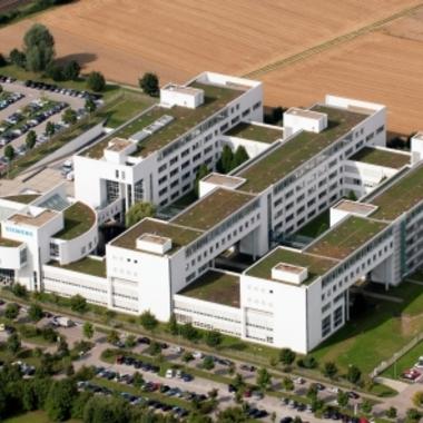 Siemens in Stuttgart