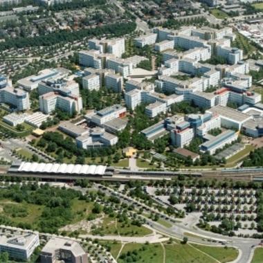 Siemens AG: Siemens in München-Perlach