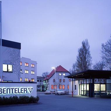 Benteler Gruppe: Hauptsitz der Benteler Deutschland G