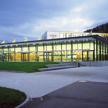 Betriebsrestaurant am Standort Waldkirch