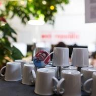 Webrepublic AG: Kaffee und Früchte in Hülle und Fülle