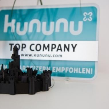Webrepublic AG: Wir sind stolze kununu Top Company