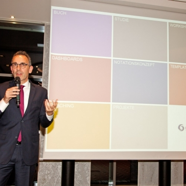BLUEFORTE GmbH: 2013 Hamburg - Visual Business Analytics Event