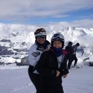 IVF Hartmann AG: Der Berg ruft! Am jährlichen Schneetag in Davos
