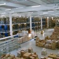 TTI, Inc.: Einblicke ins Warehouse in Maisach-Gernlinden
