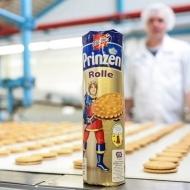 Griesson - de Beukelaer GmbH & Co. KG: Zum Sortiment von Griesson - de Beukelaer gehört auch die Prinzen Rolle: Ein echter Klassiker, der schon seit 1955 am Standort in Kempen hergestellt wird