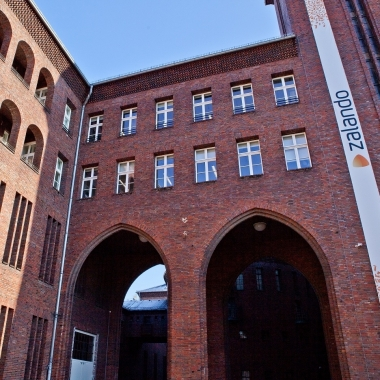 Zalando SE: Zalando Headquarter