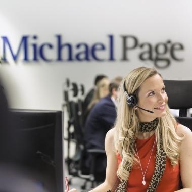 Michael Page International (Deutschland) GmbH:             Einblicke in den Arbeitsalltag