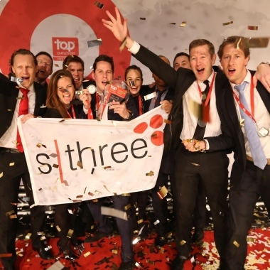 SThree Group: SThree ist Top Arbeitgeber Mittelstand 2014!