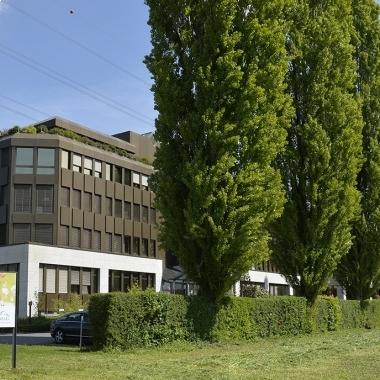 Hapimag AG: Hapimag Hauptsitz in Baar