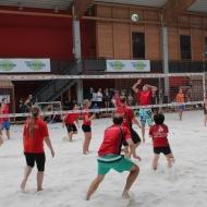 FERCHAU Engineering GmbH: FERCHAU Sports: Unser Team beim 105'5 Spreeradio Beachvolleyball Cup 2014