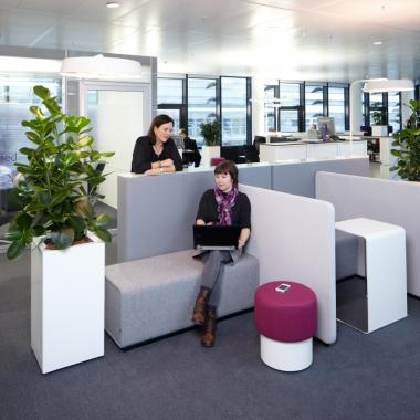 Vodafone GmbH: Arbeiten am Vodafone Campus