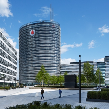 Vodafone GmbH: Vodafone Campus Düsseldorf