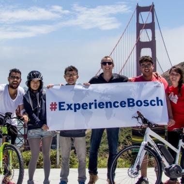 Robert Bosch GmbH:             Einblicke in den Arbeitsalltag