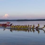 Atotech Deutschland GmbH: Drachenbootrennen im Rahmen des Atotech-Betriebsfestes