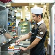 McDonald´s Österreich:             Einblicke in den Arbeitsalltag