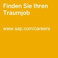 SAP SE:             Einblicke in den Arbeitsalltag