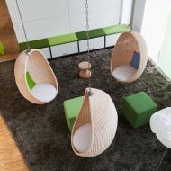 Disy Informationssysteme GmbH: Relax-Oase im Büro