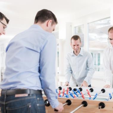 bbv Software Services AG:             Einblicke in den Arbeitsalltag