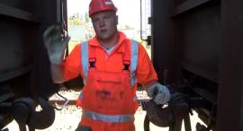 Azubi zum Eisenbahner im Betriebsdienst Lokführer/Transport bei der Deutschen Bahn (Tobias Weimer)