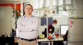 Der Systemarchitekt und Open-Source-Evangelist Schlomo Schapiro versteht es, IT-Themen lebhaft zu vermitteln.