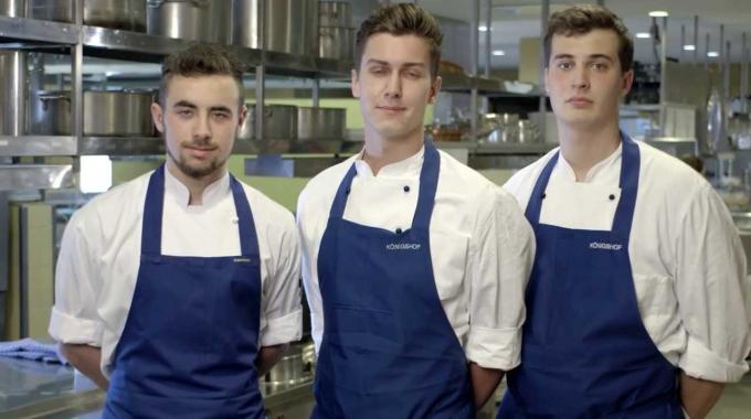 Geisel privathotels in deutschland job gehalt ausbildung for Koch gehalt ausbildung