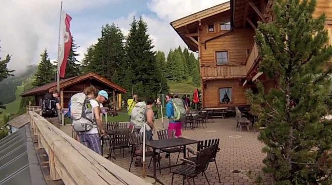 Action Weekend Zillertal | JACK WOLFSKIN employees