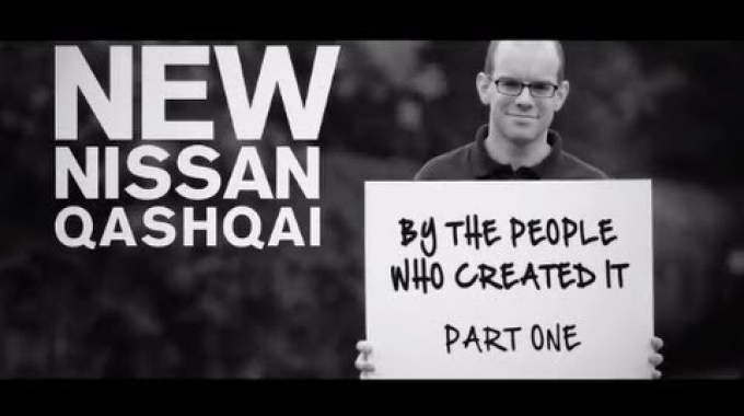 New Nissan Qashqai by the people who created it  - Part One