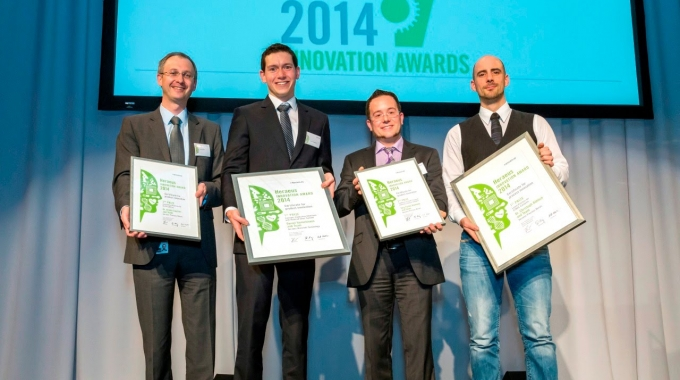 Heraeus Innovation Award 2014