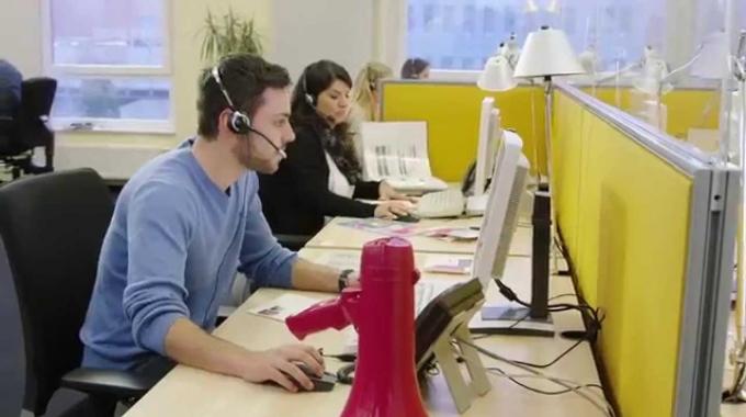 Deine Ausbildung - Kaufleute für Dialogmarketing
