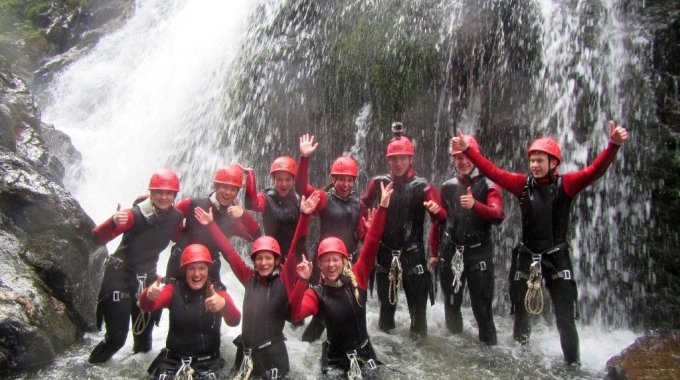 Azubi-Ausflug | JACK WOLFSKIN employees